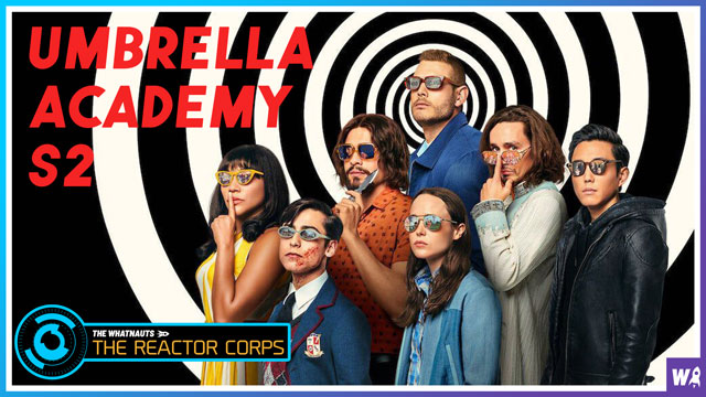 Umbrella Academy season 2 - The Reactor Corps 20