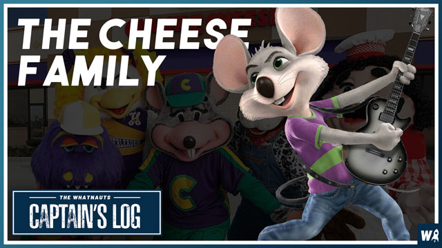 The Cheese Family - The Captains Log 113
