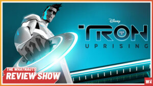 Tron Uprising - The Review Show 122