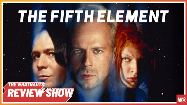 The Fifth Element - The Review Show 124