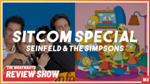 Sitcom Special: Seinfeld & The Simpsons - The Review Show 121