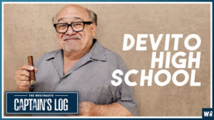 DeVito High School - The Captains Log 114