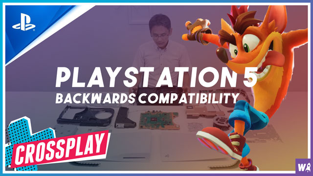 PS5 Backwards Compatibility - Crossplay 45