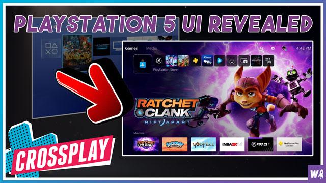 Playstation 5 UI Revealed - Crossplay 46