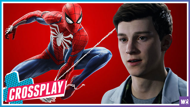 Spider-Man gets a new face - Crossplay 44