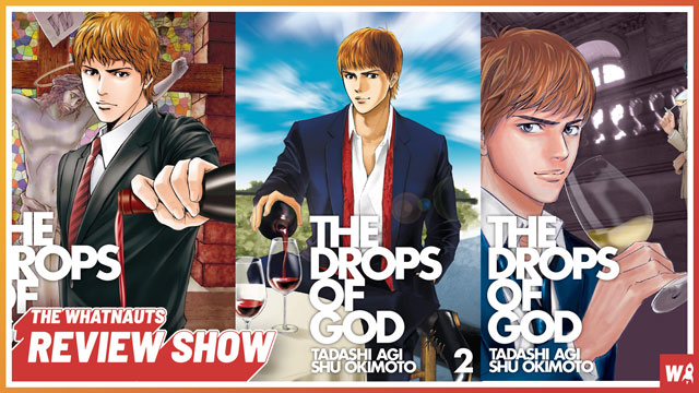 The Drops of God - The Review Show 131