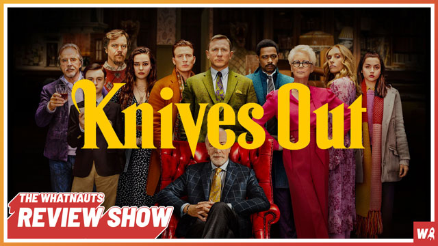 Knives Out - The Review Show 132