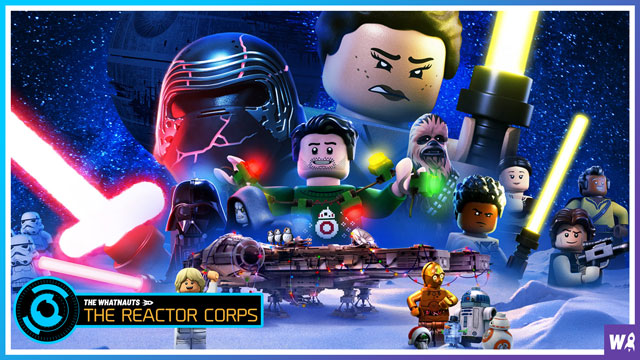 Lego Star Wars Holiday Special - The Reactor Corps 21