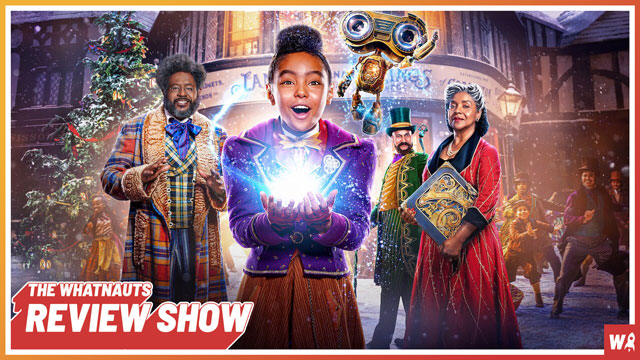 Jingle Jangle: A Christmas Journey - The Review Show 137