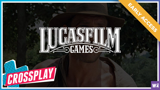 Early Access - Announcing Lucasfilm Games - Crossplay 54