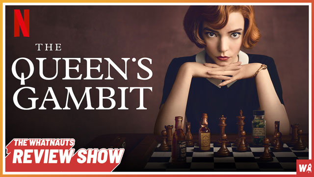 The Queen's Gambit - The Review Show 141