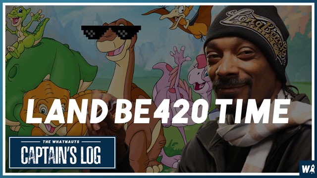 Land Be420 Time - The Captains Log 129