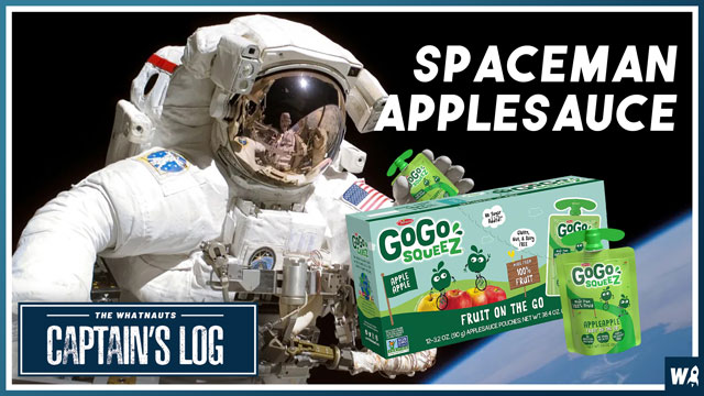 Spaceman Applesauce - The Captains Log 130