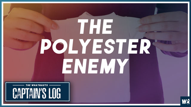 The Polyester Enemy - The Captains Log 128