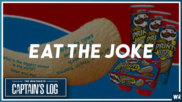 Eat The Joke - The Captains Log 135