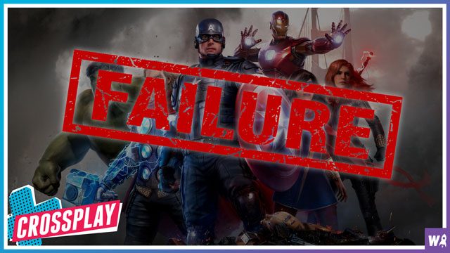 The Avengers have failed us - Crossplay 61