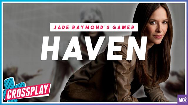 Jade Raymond's Gamer Haven - Crossplay 63