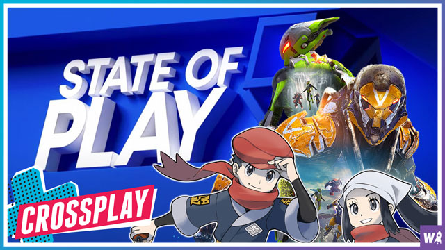 State of Play and the Pokemon God - Crossplay 60