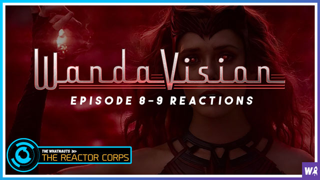 WandaVision Finale Reactions