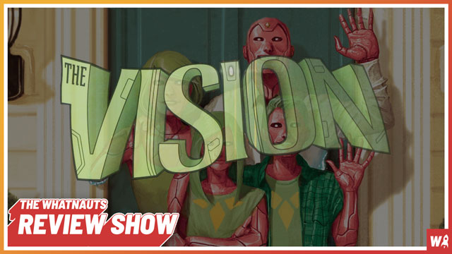 The Vision - The Review Show 147
