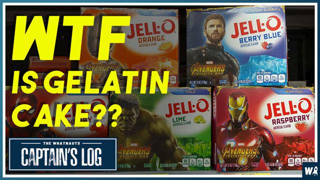 A Dream Inside of Jello - The Captains Log 140