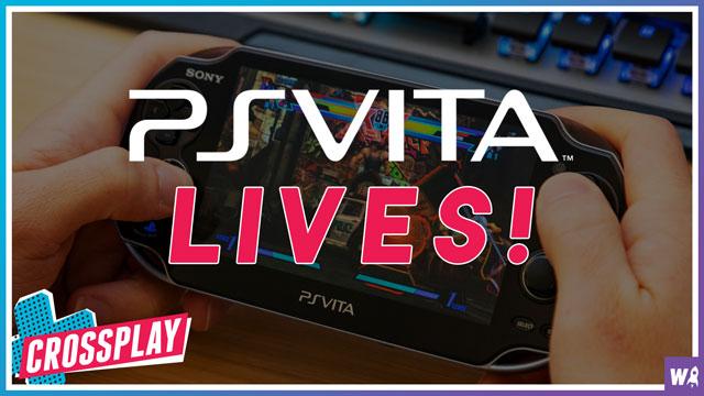 VITA LIVES! ft. Kyle Stephenson - Crossplay 68