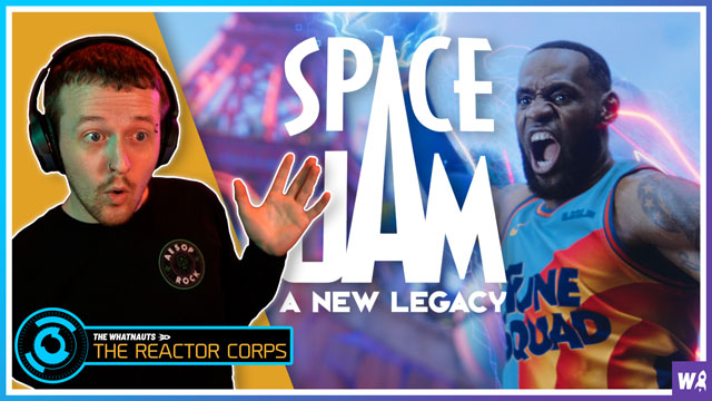 Space Jam: A New Legacy trailer reaction