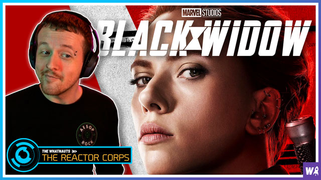 Marvel's Black Widow trailer 3 reactions