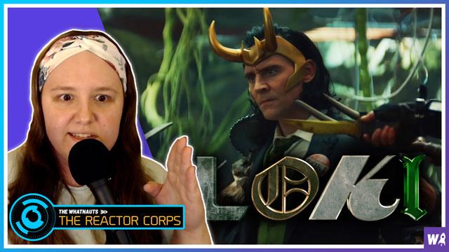 New Marvel's Loki Trailer Reactions