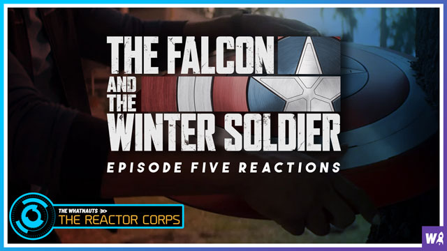 Falcon and The Winter Soldier Episode 5 Reactions