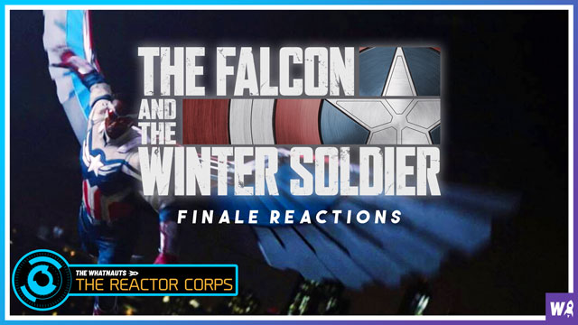 Falcon and The Winter Soldier Finale Reactions - The Reactor Corps 29