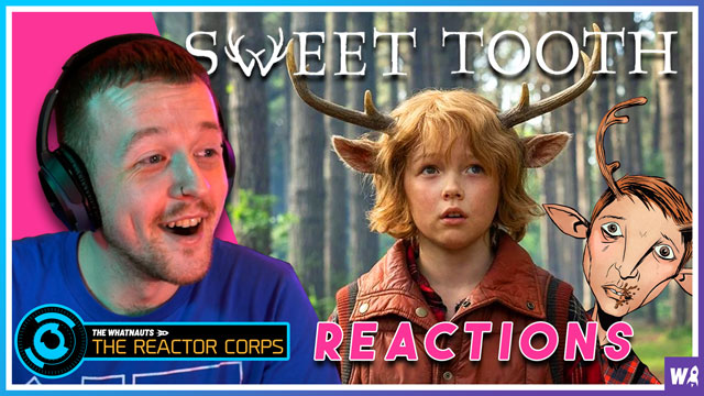 Sweet Tooth Trailer Reaction