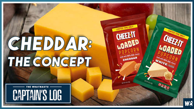 Cheddar: The Concept - The Captains Log 143