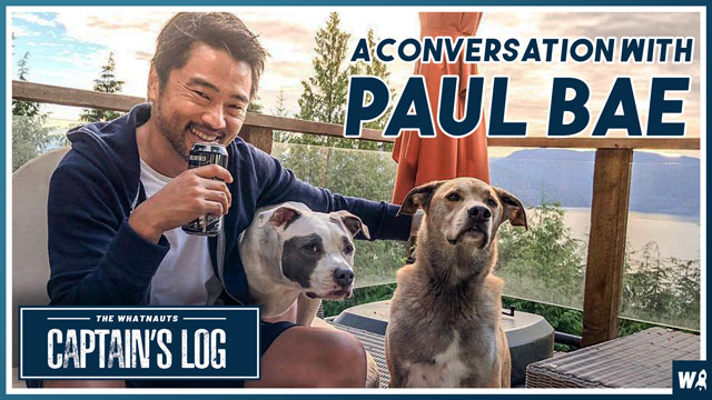 A Conversation with Paul Bae! - The Captains Log 141