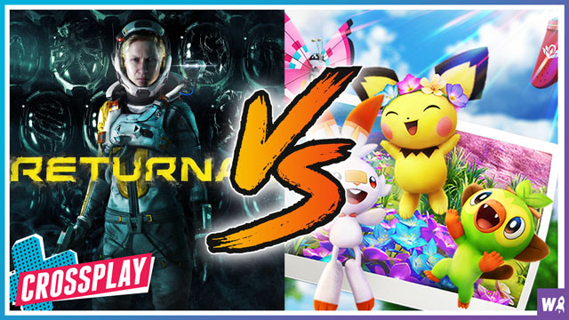 Returnal vs New Pokemon Snap - Crossplay 69