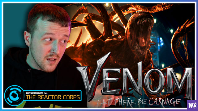Venom Let There Be Carnage Trailer Reaction