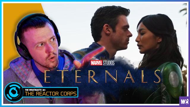 Marvel's Eternals Trailer Reaction