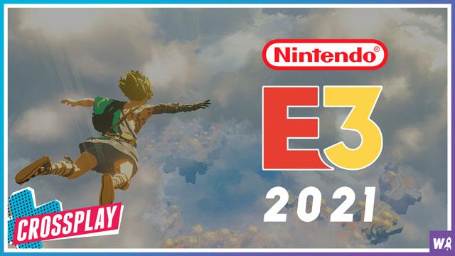 E3 2021 - Nintendo ft Joe Medforce - Crossplay 77