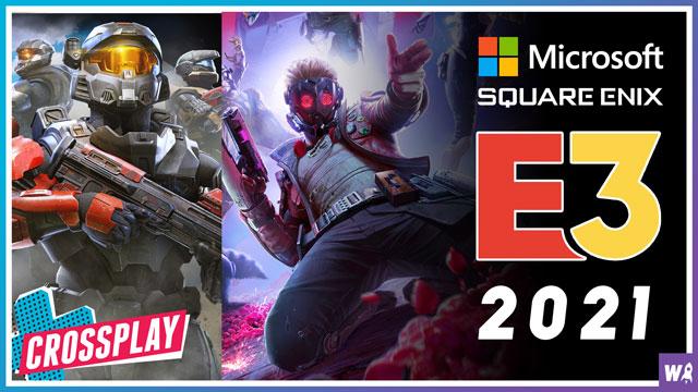 E3 2021 - Microsoft, Bethesda, and Square Enix ft. The Nano Biologist - Crossplay 76