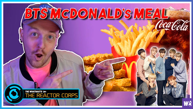 Let's Eat the BTS McDonald's Meal
