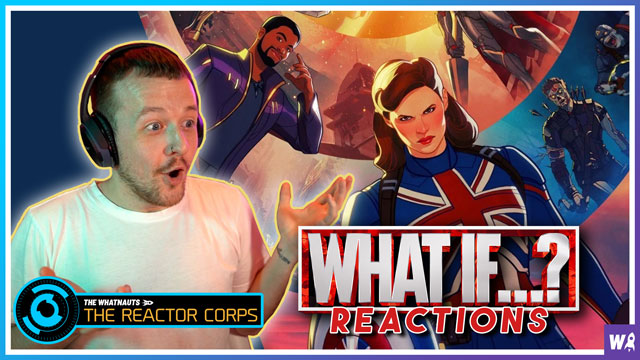 Marvel's What If... trailer reaction