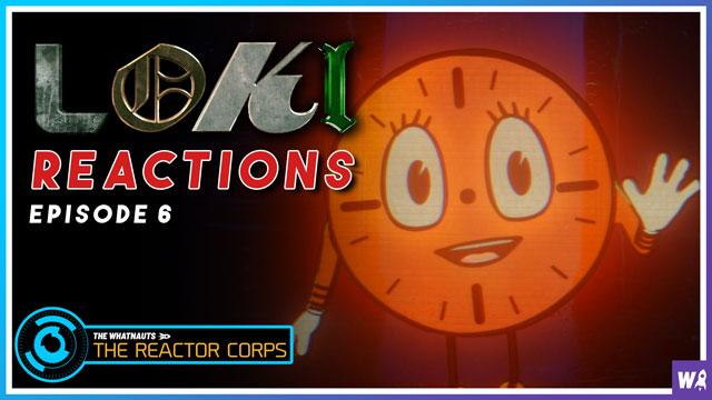 Loki Season One Finale Reactions - The Reactor Corps 38