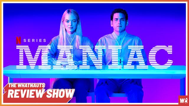 Maniac - The Review Show 167
