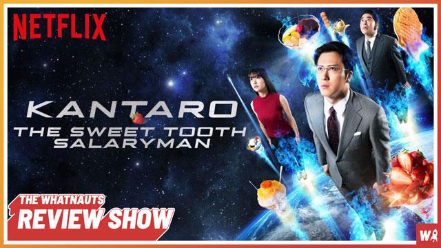 Kantaro the Sweet Tooth Salaryman - The Review Show 164