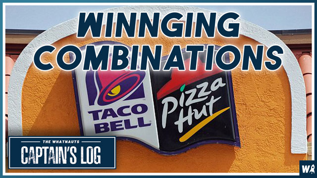 Winning Combinations - The Captains Log 158