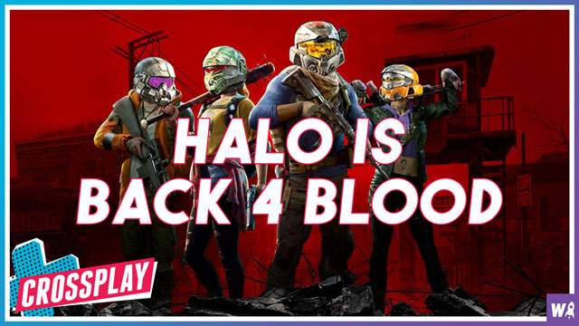 Halo is Back 4 Blood - Crossplay 84