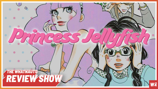 Princess Jellyfish vol. 1-4 - The Review Show 169