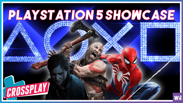 PlayStation Showcase Hype - Crossplay 88