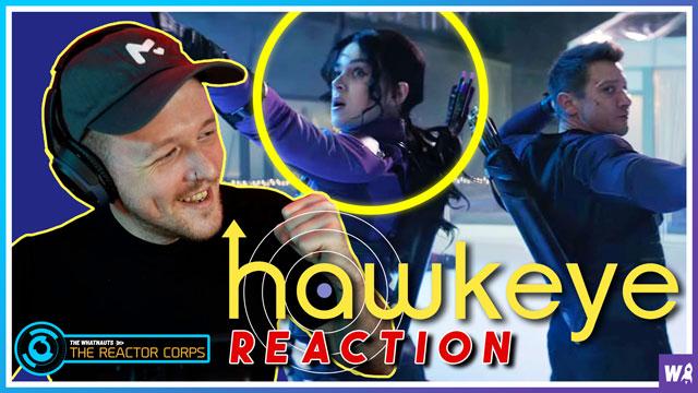 Marvel's Hawkeye Trailer Reaction