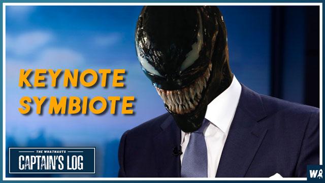 Keynote Symbiote - The Captains Log 163